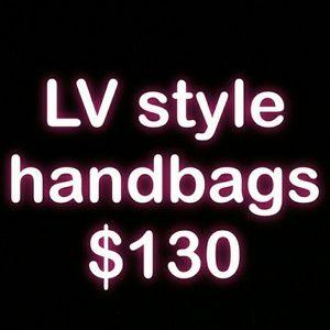 Lv style handbags